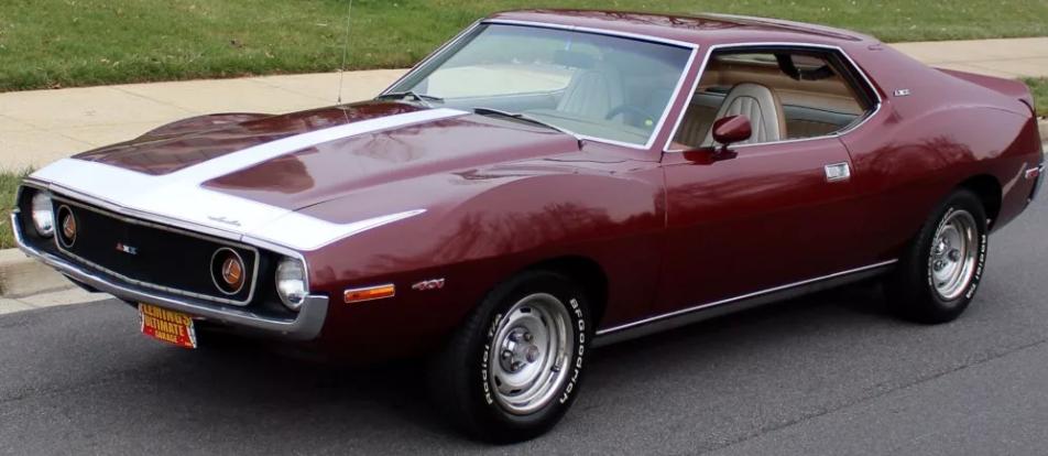 AMC Javelin 1968-1974