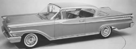 mercury авто