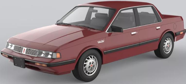 oldsmobile 1990