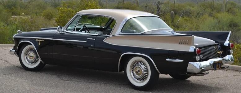Studebaker концепт-кары 1960-х годов