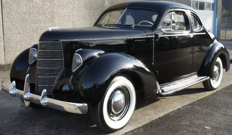 Studebaker State President Coupe 1938