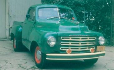studebaker грузовик