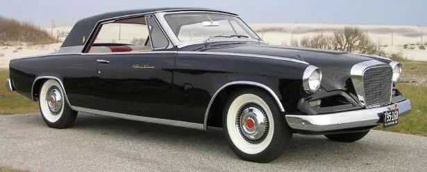 Studebaker Hawk Grand Turismo 1960-1964