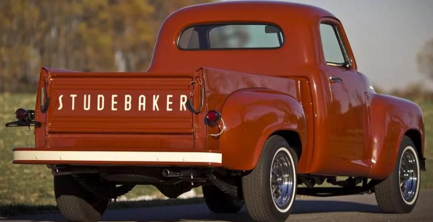 Studebaker грузовик (2R5 Pickup,L5 Coupe-Express)