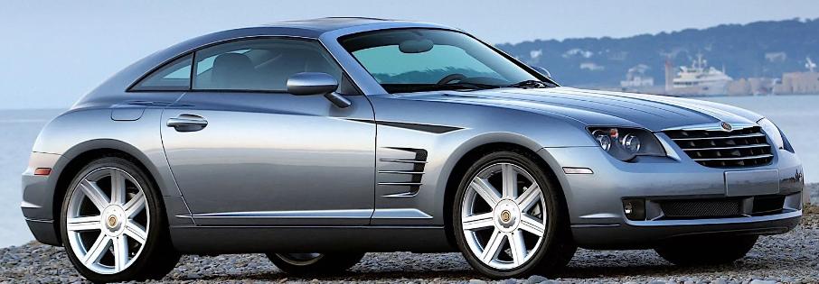 Chrysler Crossfire 2004