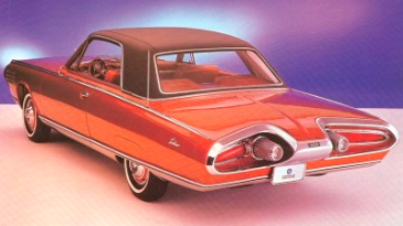 Chrysler Turbine Cars