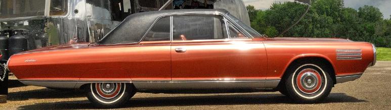 Chrysler Turbine Cars 1950-60х годов