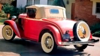 Plymouth Roadster