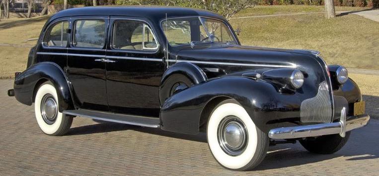 Buick Century 1939