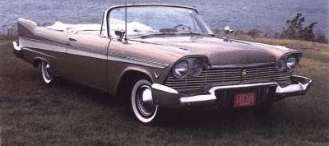 Plymouth Belvedere 1957