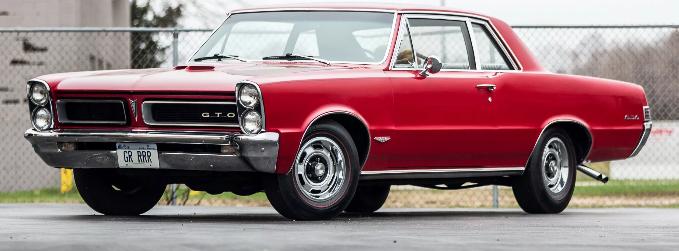 Pontiac Tempest GTO 1964