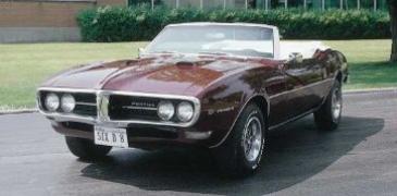 Pontiac Firebird 400