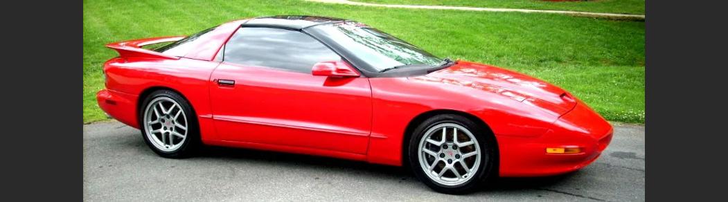 Pontiac Firebird 1993,1994