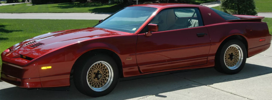 Pontiac Firebird Trans Am 1990