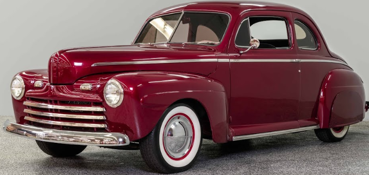 Ford Deluxe 1939