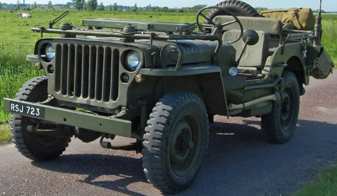 Ford GPW 1944 года