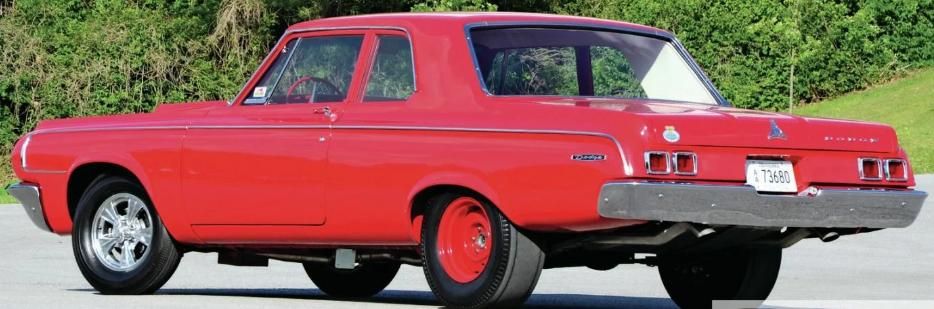Dodge 330 Super Stock 1964