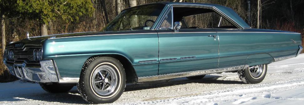 Dodge Monaco 1965-1968 лет выпуска