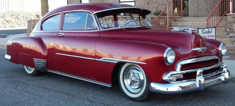 Chevrolet Fleetline DeLuxe 1951