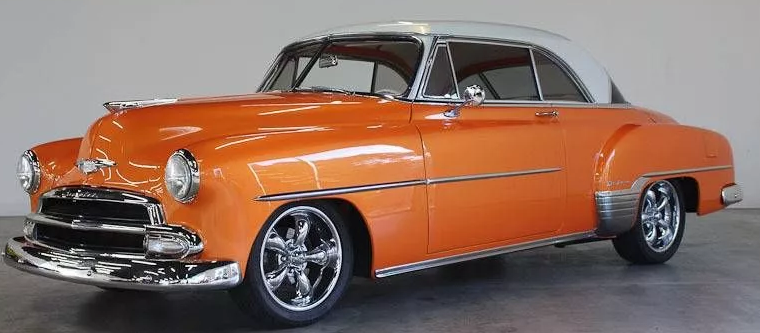 Chevrolet Bel Air 1950-1952