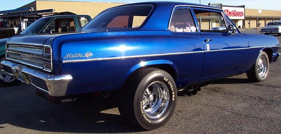 Chevrolet Chevelle Malibu SS 1964