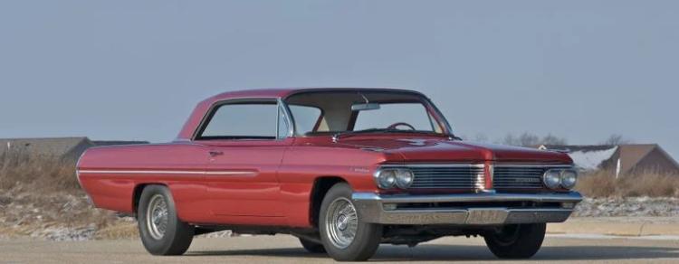 Самые редкие американские модели машин