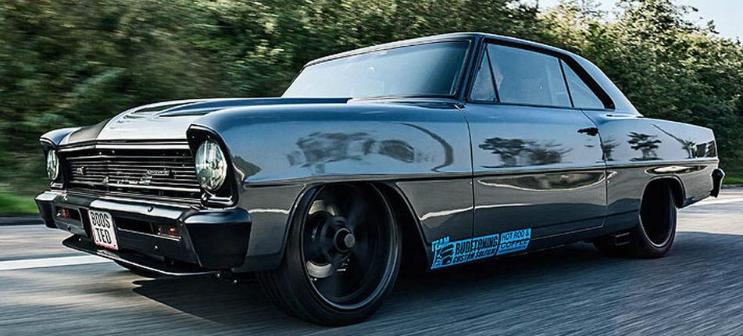 Chevy Nova 10 интересных фактов