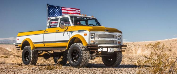 Самые красивые Chevy Pickup