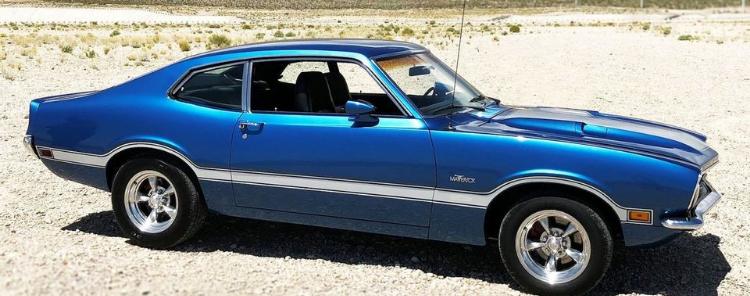 Классический Ford Maverick обзор