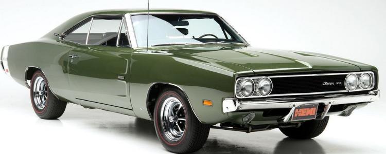Dodge Charger 500 1969 обзор