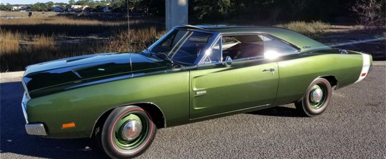 Dodge Charger 500 1969